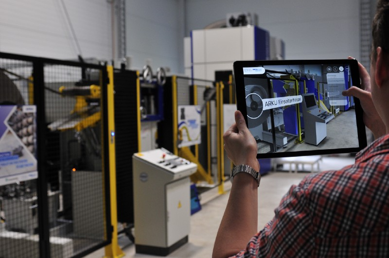 Big Data, IOTA and a great application in machine tool engineering