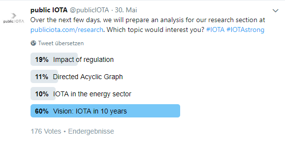 Vision: IOTA in 10 years