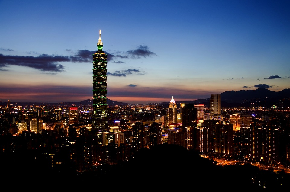 Taipei partners with IOTA to become a smart city