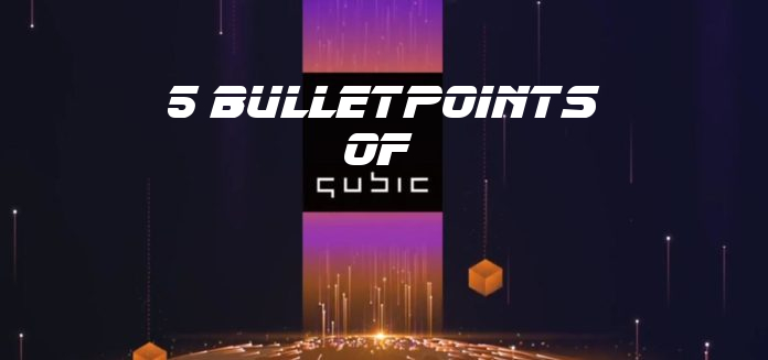 FIVE BULLET-POINTS OF IOTA QUBIC AND ITS INSANE IMPLICATIONS AND CONSEQUENCES INTERPRETED.