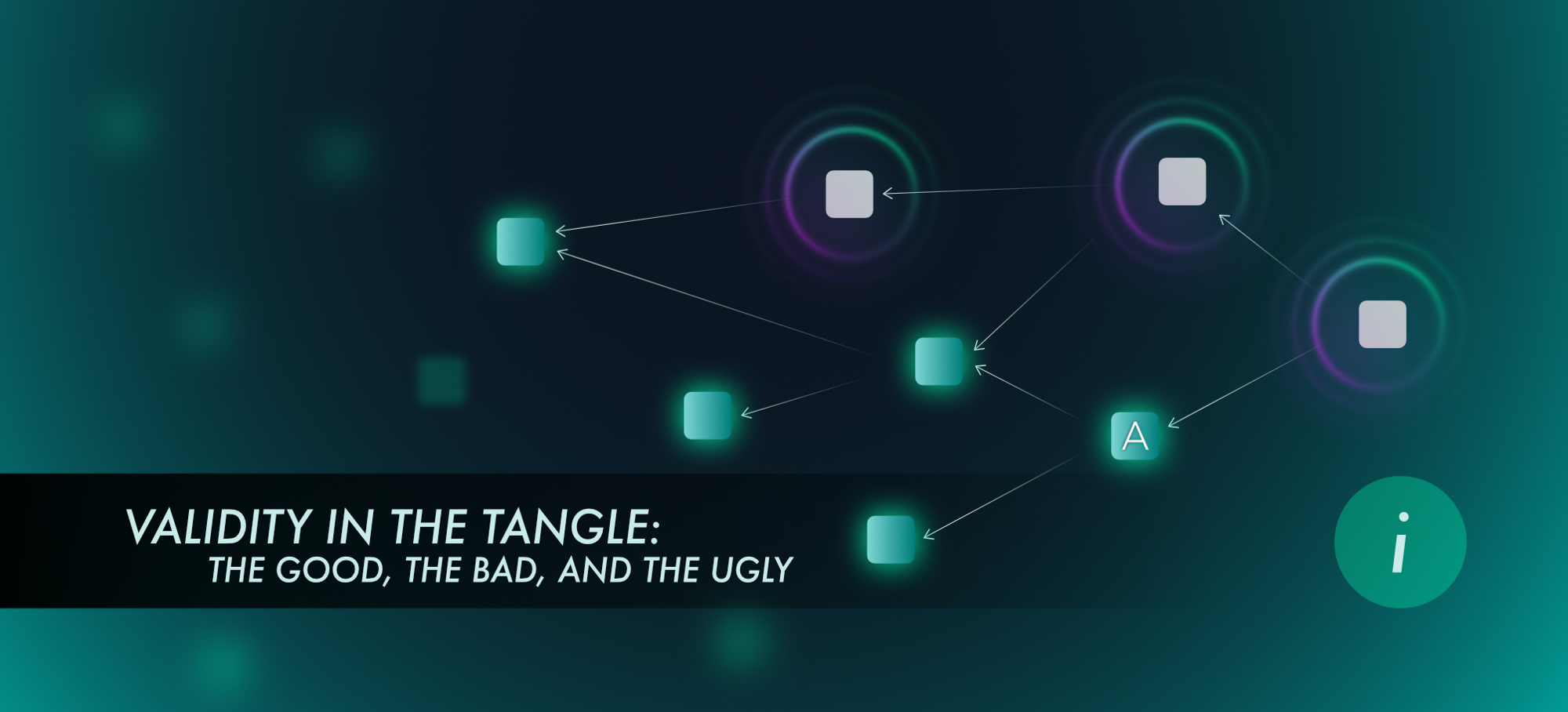 Validity in the Tangle: The good, the bad, and the ugly